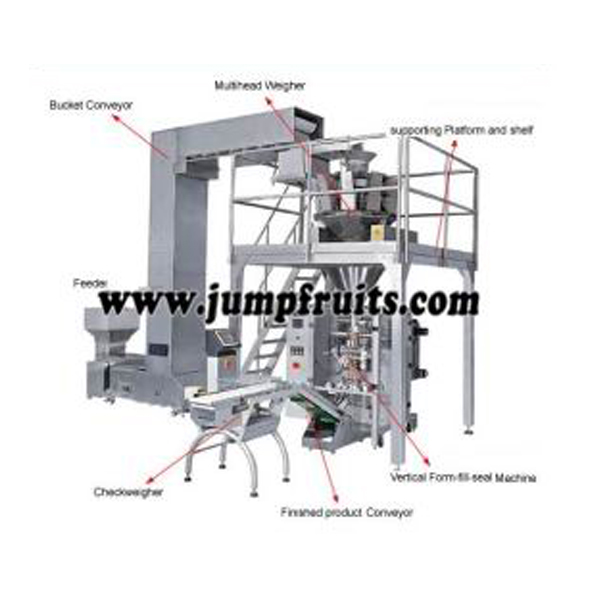 candy weighing filling machine