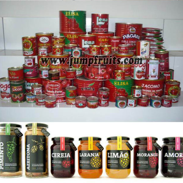 canned fruits processing food