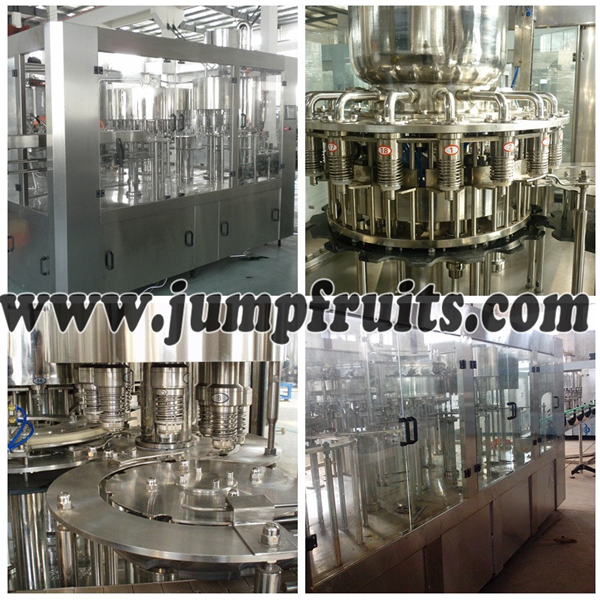 carbonated drinks washing  filling capping equipment