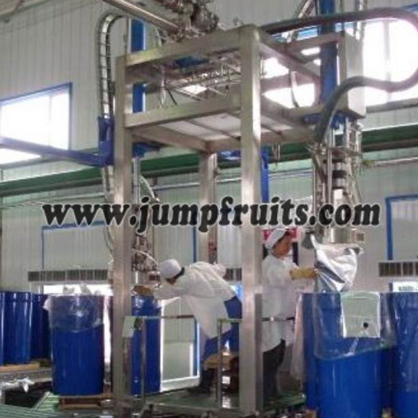 concentrate juice aseptic filler