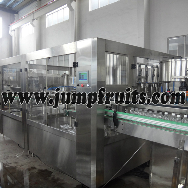 juice washing filling capping machine